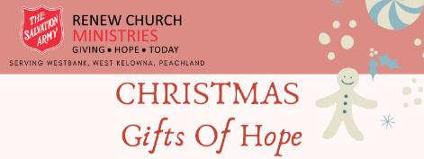 Christmas Gift of Hope
